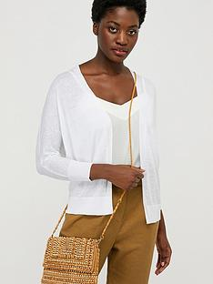monsoon-ellie-linen-blend-cardigan-white