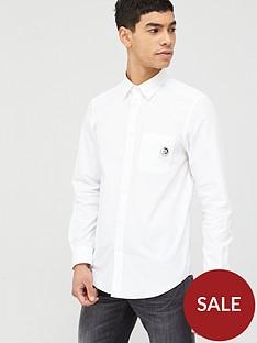 diesel-s-bill-oxford-shirt-with-pocket-white