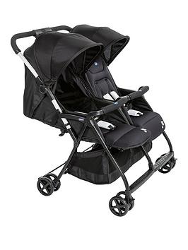 chicco-ohlala-twin-stroller