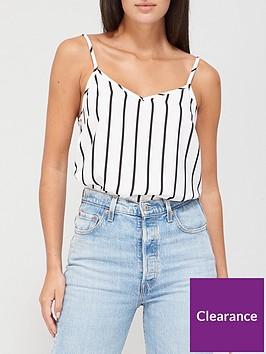 v-by-very-essential-woven-cami-stripe