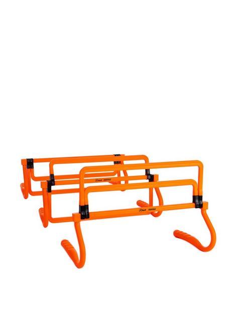 football-flick-urban-training-essentials-multi-height-hurdles