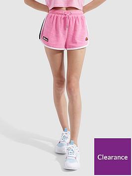 ellesse-heritage-azul-shorts-pinknbsp