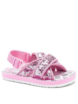 Animal Animal Toddler Girls Daisie Flip Flop - Pink Picture