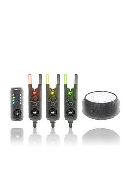 sonik-gizmonbspbite-alarms-amp-receiver-set-with-freenbspbivvy-light