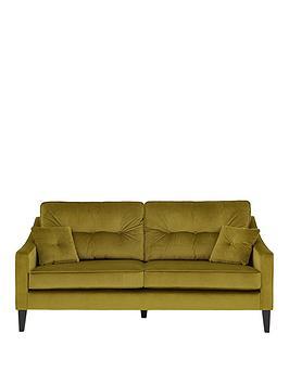 Very Keaton Fabric 3 Seater Sofa Picture