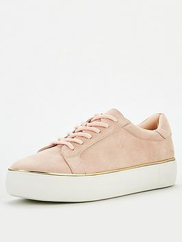 v-by-very-allerton-metal-trim-trainer-blush