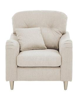 Very Toleno Fabric Armchair Picture