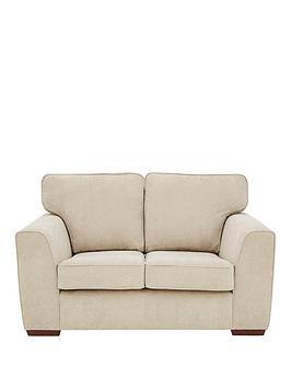 Very Martine Fabric 2 Seater Sofa - Stone Picture