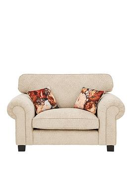 Very Belgravia Fabric Cuddle Chair Picture