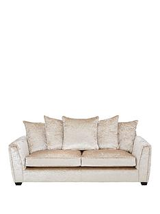glitz-fabric-3-seater-scatter-back-sofa-champagne