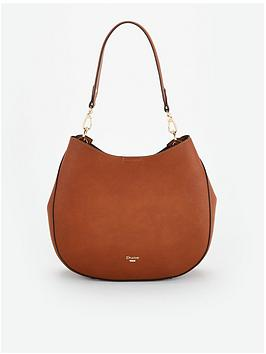Dune London Dune London Demillie Large Slim Slouch Bag - Brown Picture