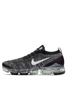 Nike Nike Air Vapormax Flyknit 3 - Black/White Picture