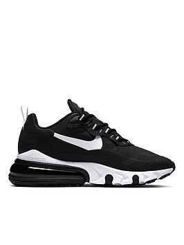 Nike Nike Air Max 270 React - Black/White Picture