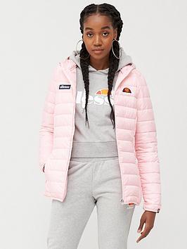 Ellesse Ellesse Lompard Padded Jacket - Pink Picture