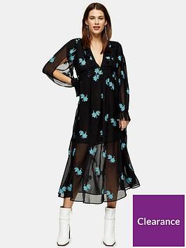 topshop-idol-embelished-floral-midaxi-dress-black