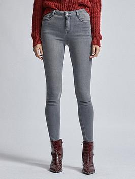 Dorothy Perkins Dorothy Perkins Shape And Lift Skinny Jeans - Grey Picture