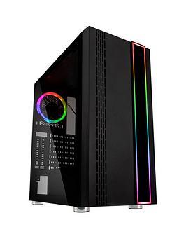 zoostorm-stormforce-crystal-intel-core-i5-9400fnbsp16gb-ramnbsp1tb-hard-drive-amp-250gb-ssdnbspnvidia-6gbnbsprtx-2060-super-graphics-gaming-pcnbsp-nbspblack