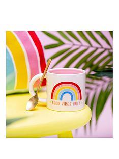 sass-belle-chasing-rainbows-good-vibes-only-mug