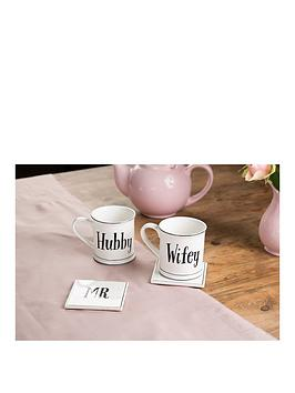 Sass & Belle Sass & Belle Hubby Mug Picture