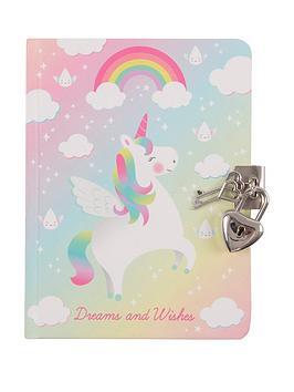 Sass & Belle  Rainbow Unicorn Secret Diary