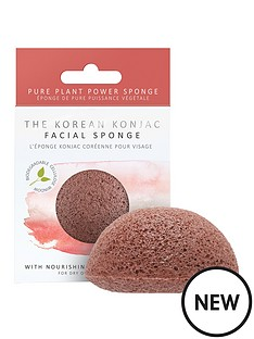 the-konjac-sponge-company-premium-facial-puff-with-french-red-clay