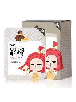 Yadah Yadah Collagen Face Mask Pack Of 12 Picture