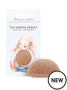 the-konjac-sponge-company-mythical-mermaid-konjac-sponge-box-and-hook-pink-clay