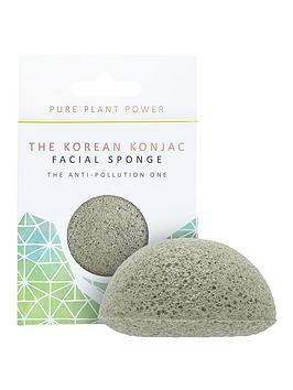 the-konjac-sponge-company-the-elements-earth-facial-sponge-energising-tourmaline