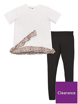 v-by-very-girlsnbspanimal-chiffon-ruffle-top-and-legging-set-multi