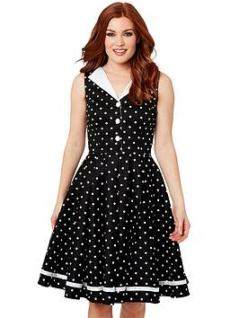 Joe Browns Joe Browns Spot The Curls Dress Picture