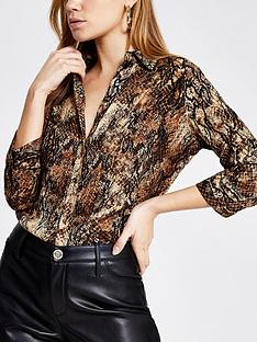 river-island-animal-print-blouse