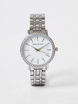 river-island-diamante-edge-bracelet-watch-silver