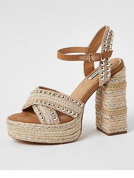 river-island-embellished-espadrille-platform-sandals-beige