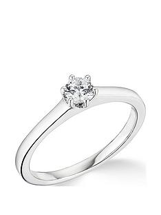 9k-white-gold-025ct-diamond-6-claw-solitaire-ring