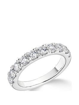 Love DIAMOND Love Diamond 9K White Gold 1.5Ct Diamond Eternity Ring Picture