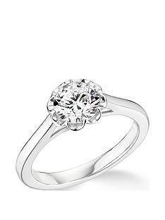 9ct-white-gold-1ct-diamond-8-petal-star-design-solitaire-ring