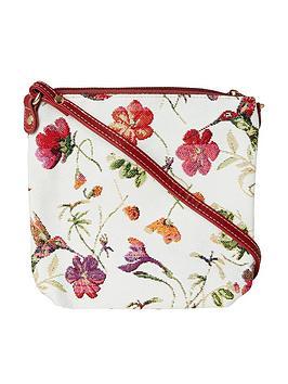 Joe Browns Joe Browns Cute Mini Tapestry Bag - Multi Picture