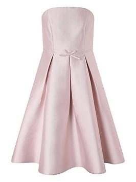 Monsoon Monsoon Girls Bonnie Bandeau Prom Dress - Pink Picture