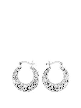 the-love-silver-collection-rhodium-plated-sterling-silver-small-creole-hoop-earrings