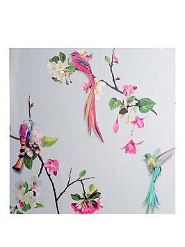 arthouse-birds-of-paradise-vinyl-wallpaper
