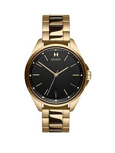 mvmt-coronada-gold-stainless-steel-36mm-case-black-dial-ladies-watch-gold