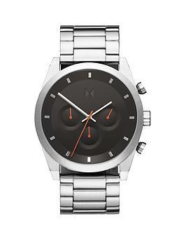 MVMT Mvmt Mvmt Element Chronograph Stainless Steel Bracelet 44Mm Black  ... Picture