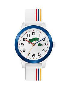 lacoste-childrensnbspwhite-stripe-silicone-strap-32mm-dial-watch
