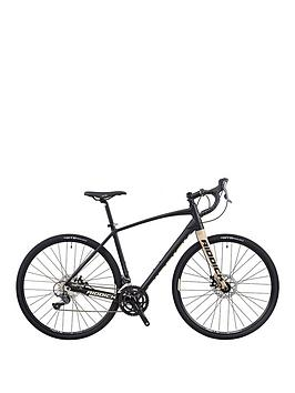 Riddick Riddick Riddick Gravel Mens 52Cmx700C 16 Spd Bike Black Picture