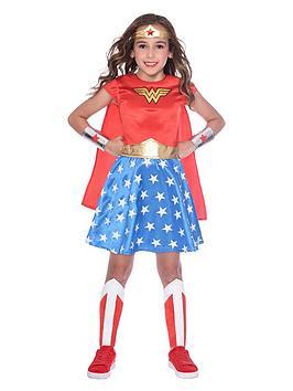 DC Super Hero Girls Dc Super Hero Girls Childrens Wonder Woman Costume Picture