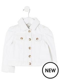 river-island-mini-mini-girls-puff-sleeve-denim-jacket-white