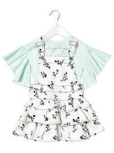 river-island-mini-mini-girls-denim-pinny-dress-and-tshirt-outfit-whitewblue
