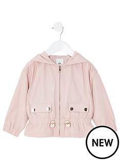 river-island-mini-mini-girls-lightweight-peplum-jacket-pink