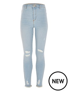 river-island-girls-kaia-high-rise-skinny-jeans-light-blue