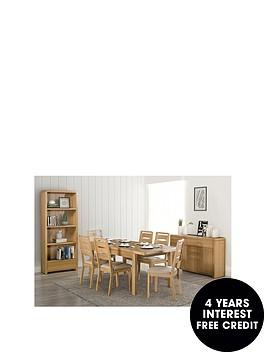 julian-bowen-newmannbsp150-180-cm-extendingnbspdining-table-6-chairs